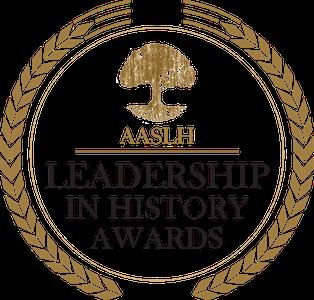 2017 Leadership in History Award Winner