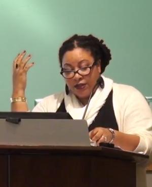 Dr. Tonia Sutherland, PhD